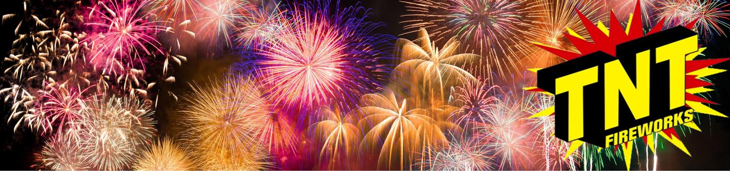 remember remember the fifth of november. This years range of TNT fireworks are now in stock.
