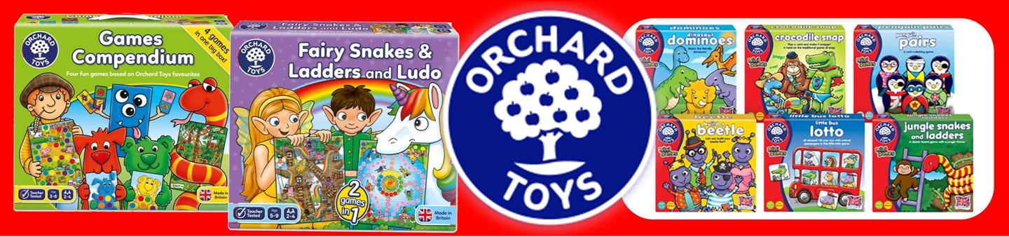 new orchard toys games and puzzles suitable for all ages