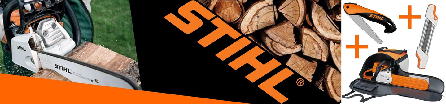 Our Ultimate Chainsaw Promotion and autumn special offers on Stihl outdoor power tools