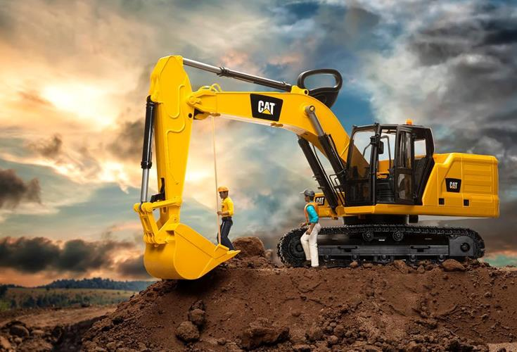 Lorries & Construction Toys