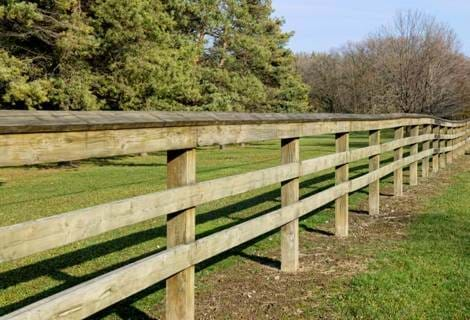 FENCING STAKES & RAILS