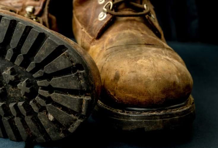 WORK & SAFETY FOOTWEAR