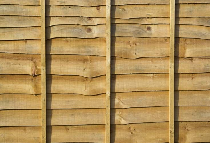 FENCE PANELS & TRELLIS