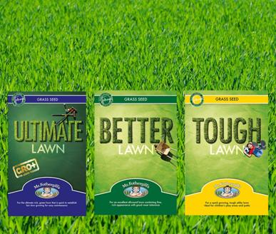 Mr Folthergills quality lawn seed blends