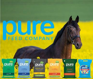 pure feed company official stockis
