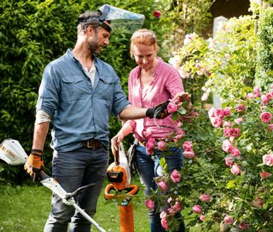 STIHL GARDEN MACHINERY 'GET MORE, PAY LESS'
