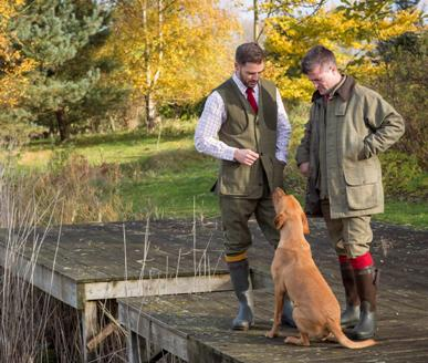 CLOTHING FIT FOR ALL COUNTRY PURSUITS