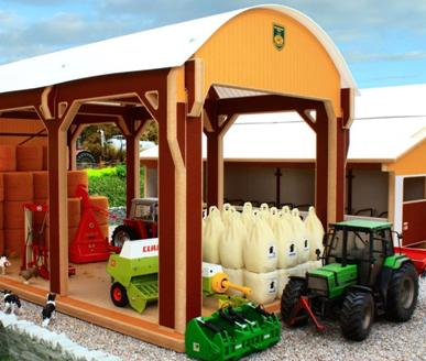 Our toy shop doesn't just stock tractors and trailers, we also stock Brio wooden trains, puzzles, games, schleich animals, sylavnaian families and so much more.