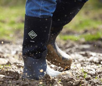 Keep your feet dry with our huge range of Wellies and country boots.
