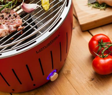 get ready for those summer barbecues and picnics with a Lotus Grill