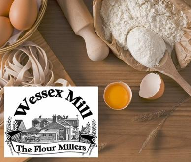 get your bake on with our great range of quality flour from Wessex Mill.
