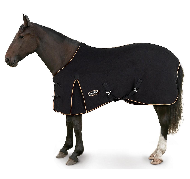 Majestic Fleece Black 6'0