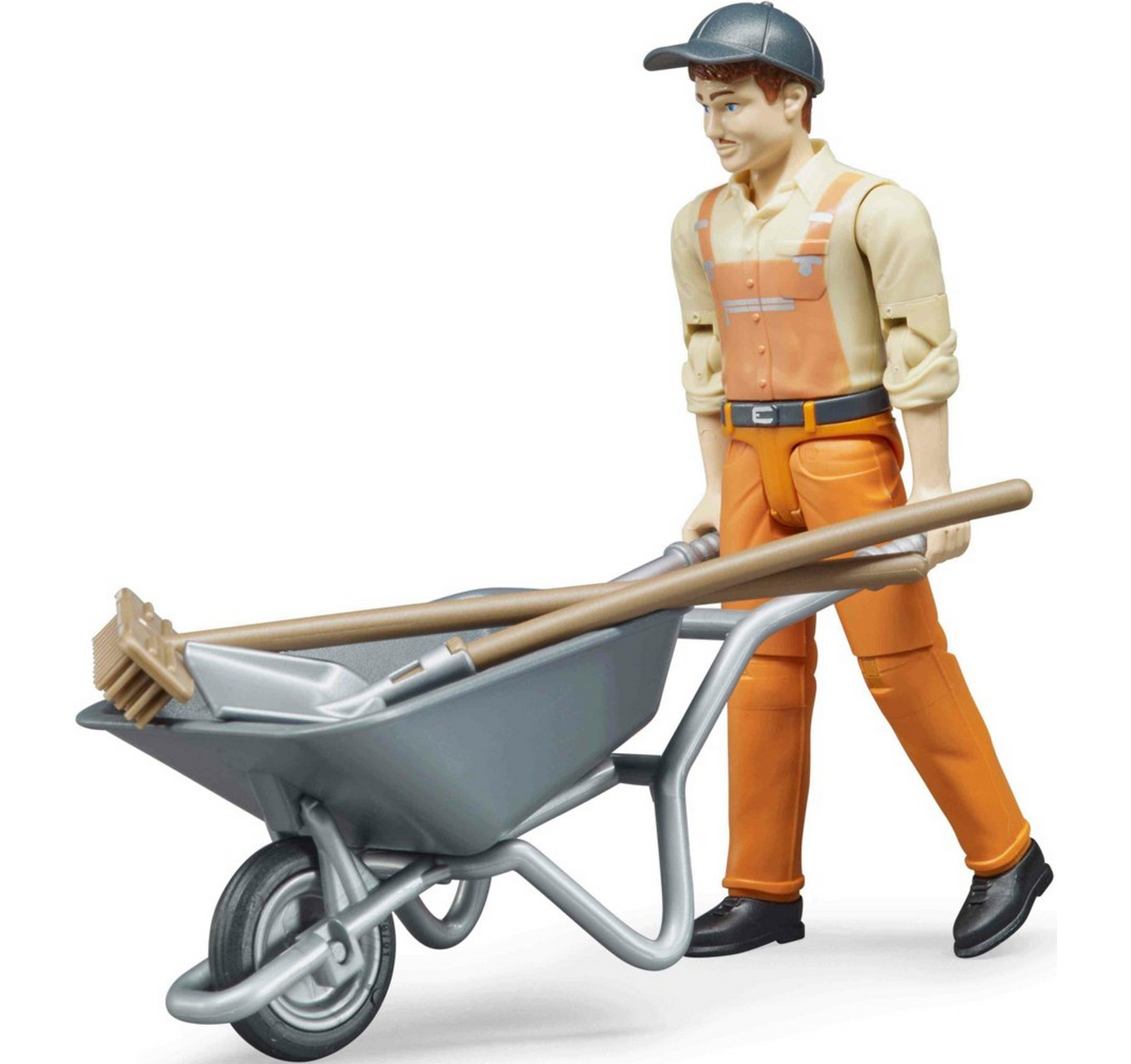 Municipal Worker Figure Set