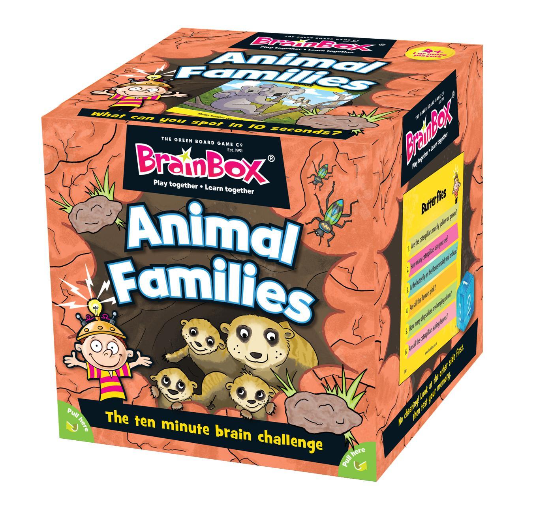 Brainbox - Animal Families