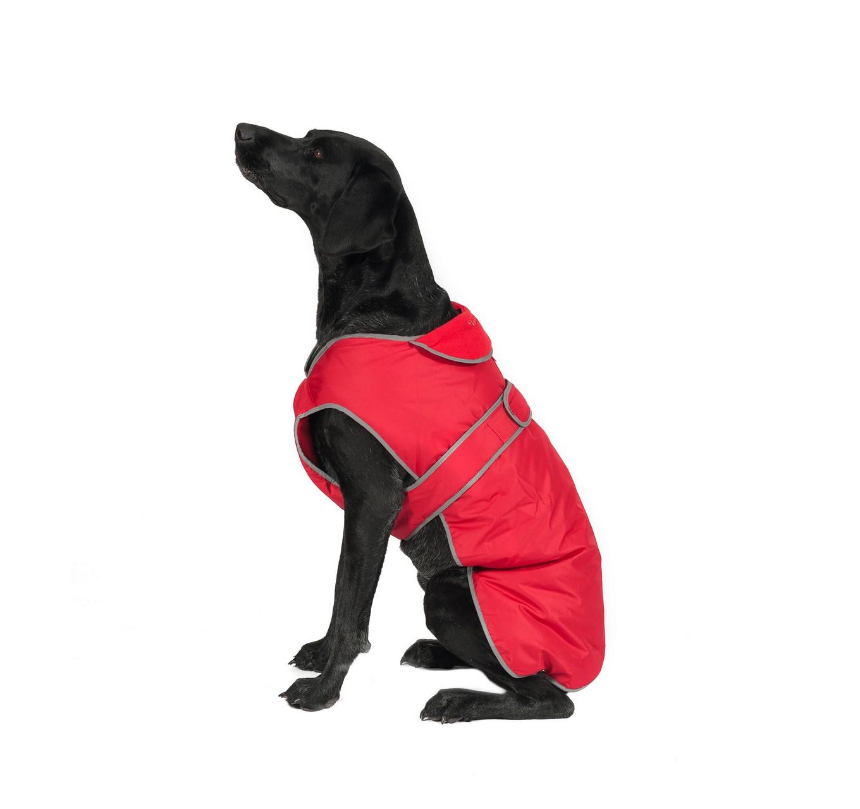 Stormguard Dog Coat Red S