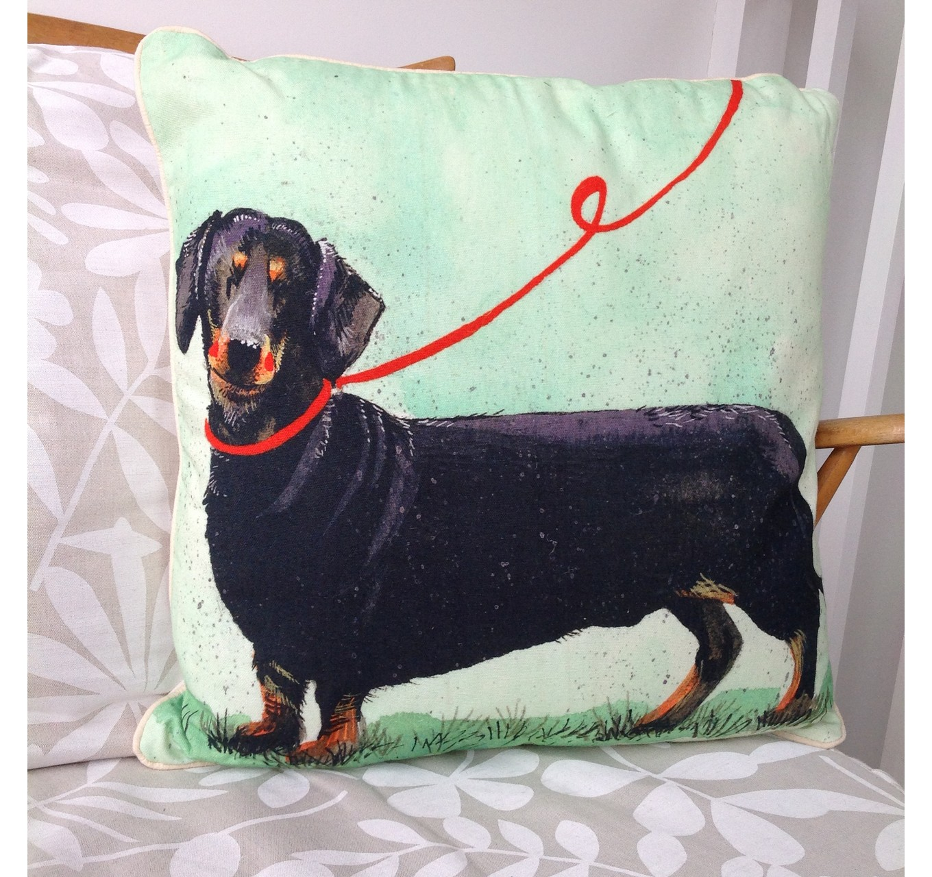 Dachshund - Cushion