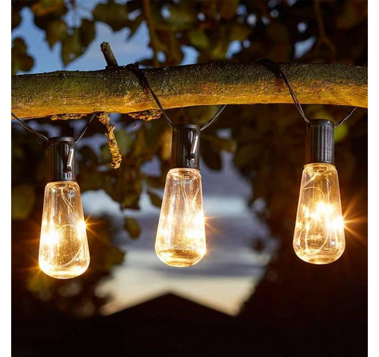 Eureka! Vintage Lights 10 LEDs