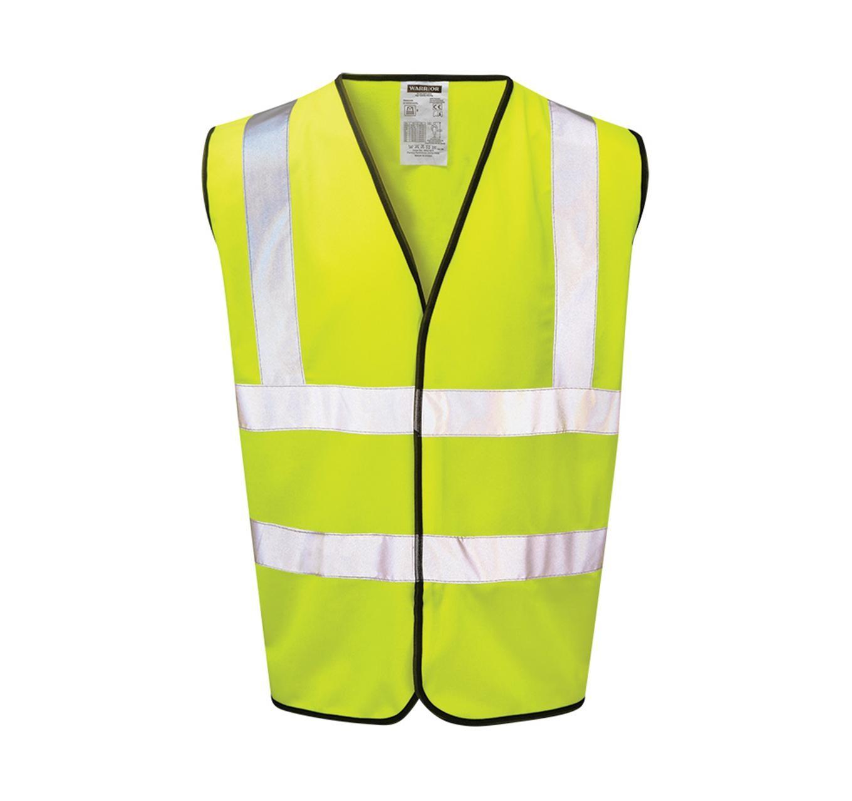 HI-VIS Waistcoat 3XL Yellow