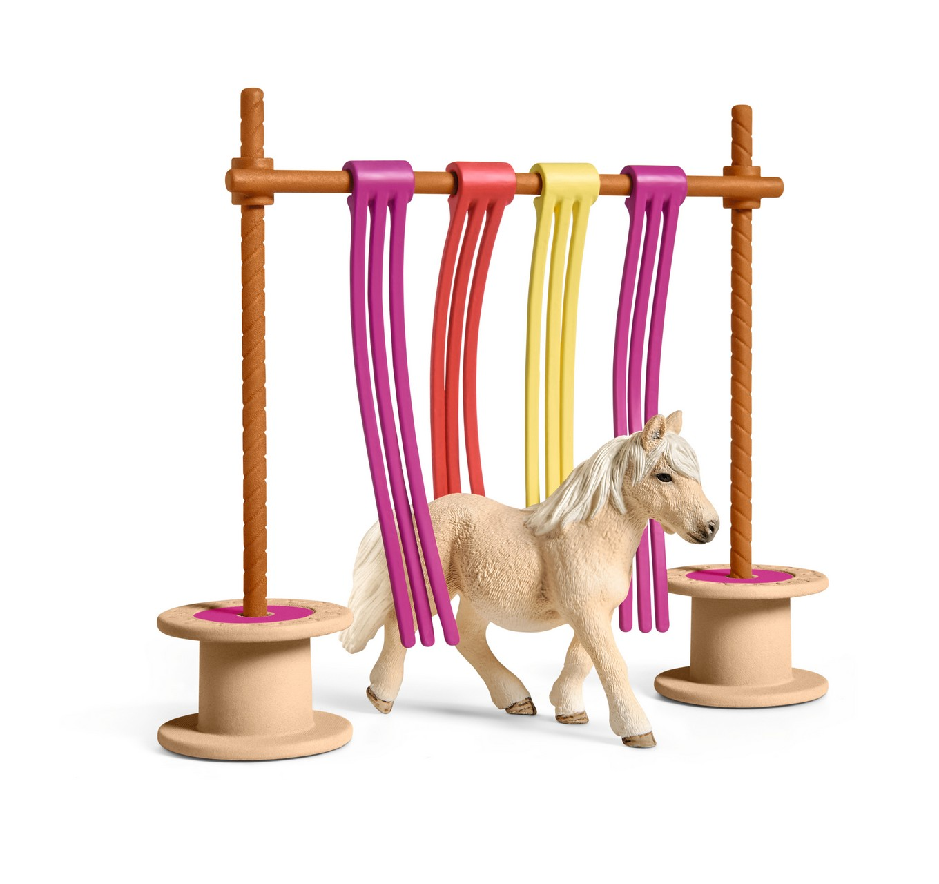 Pony Curtain Obstacle