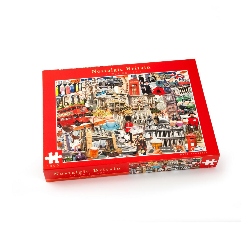 Tower Bridge Puzzle 1000pc