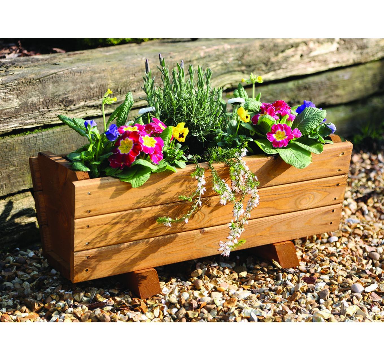 Hidcote Trough Planter