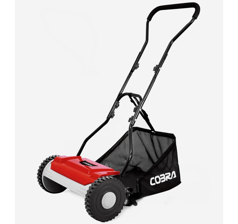 HM381 Hand Push Lawnmower