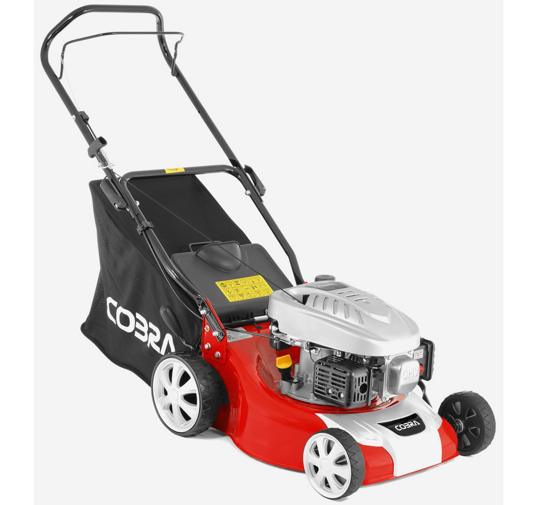 M40C Petrol Lawnmower 16