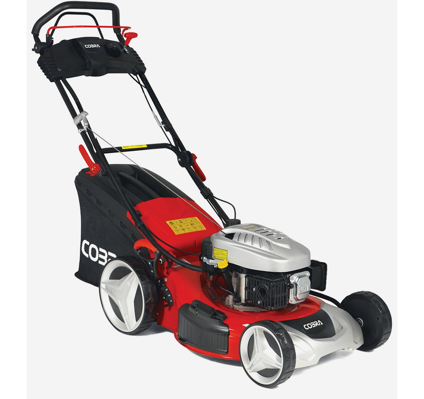 MX484SPCE Petrol Lawnmower 19
