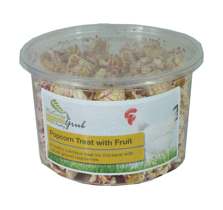 Popcorn Treats with Fruit