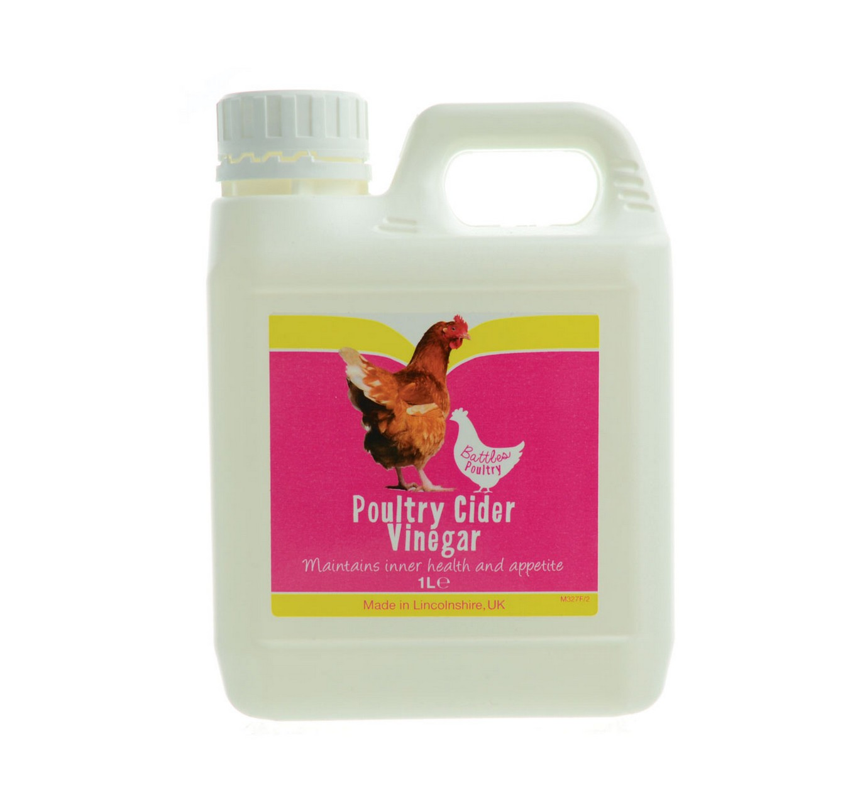 Poultry Cider Vinegar 1L