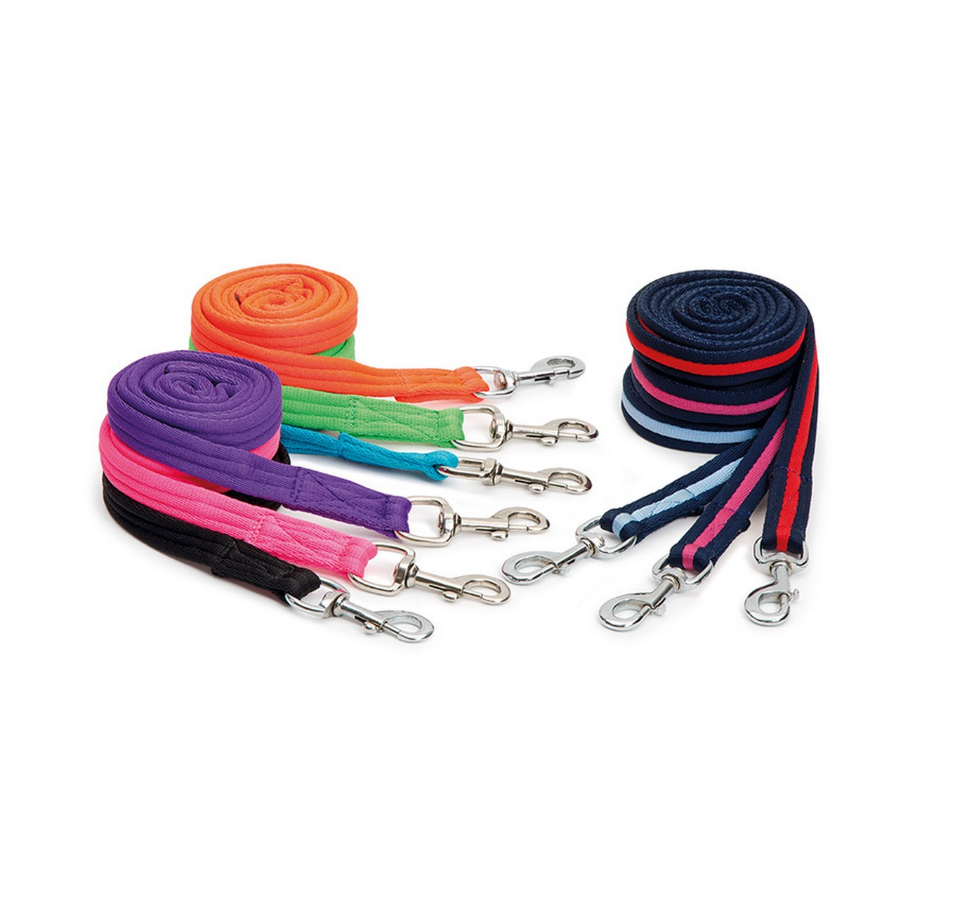 Cushion Web Lead Rein Pink