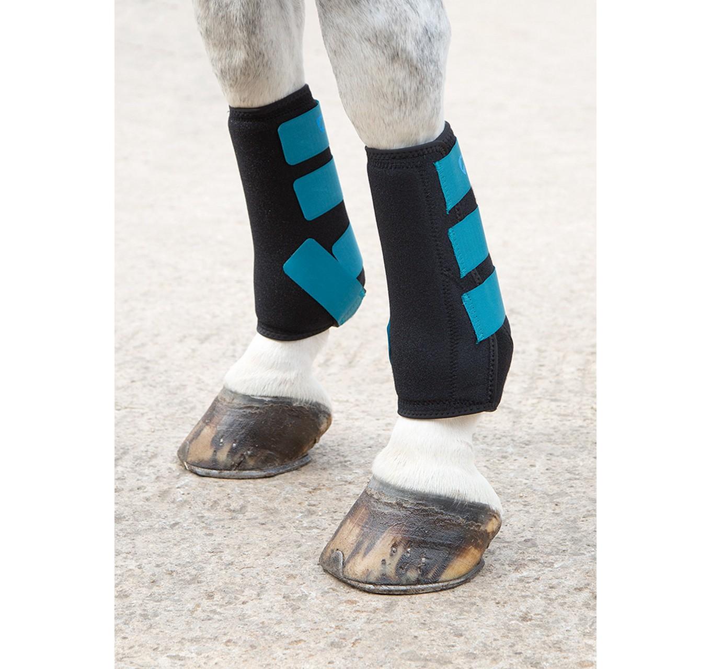 Sports Boots Teal Cob