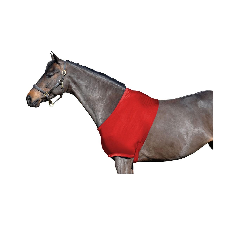Lycra Vest - Red 14.2hh