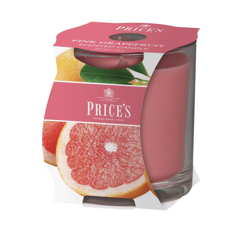 Pink Grapefruit - Cluster Jar