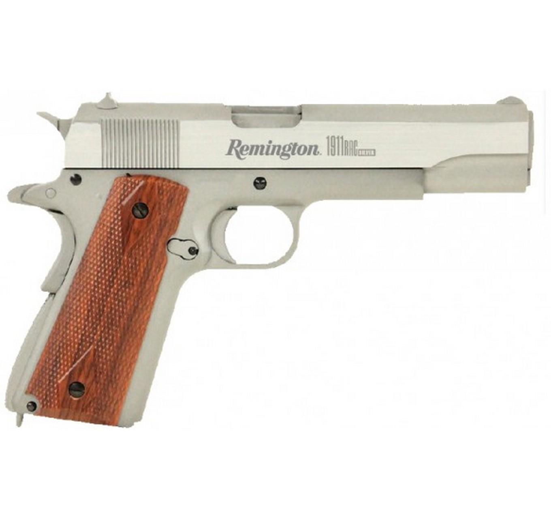 1911 RAC BB Co2 Pistol Silver