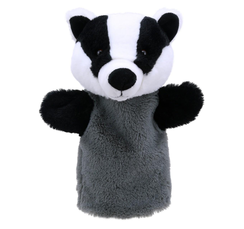 Puppet Buddies - Badger
