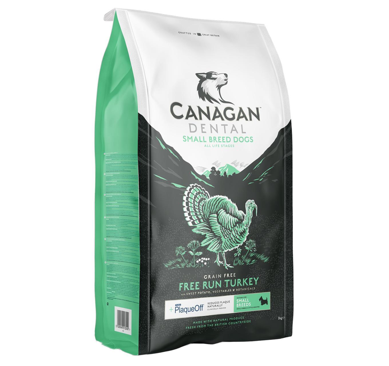 Canagan Small Breed Dental 6kg