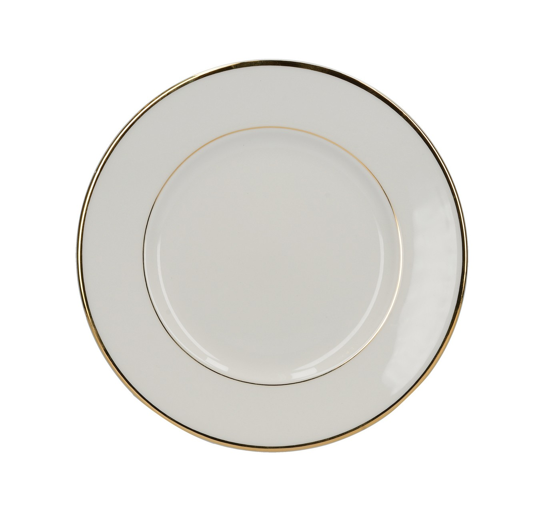 Cameo Gold Salad Plate 8.5