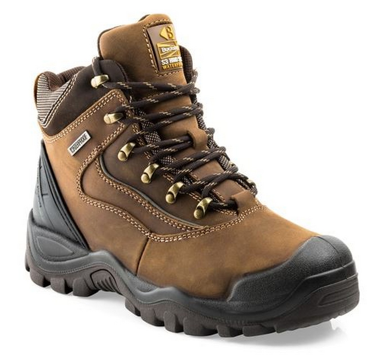 Buckshot 2 Safety Lace Boot 10