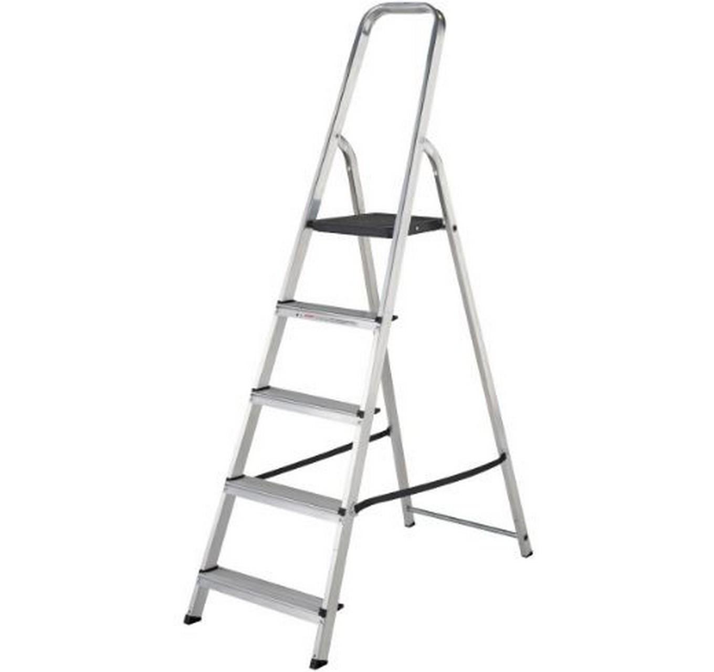 Step Ladder - 4 Tread