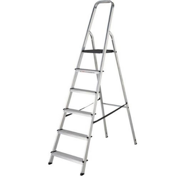 Step Ladder - 5 Tread