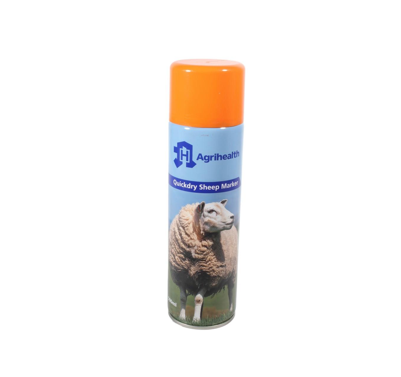 Sheep Marker Spray Orange 500m