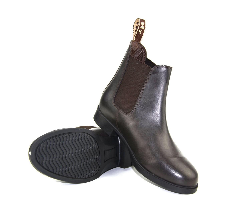 Durham Jodhpur Boots Black 3