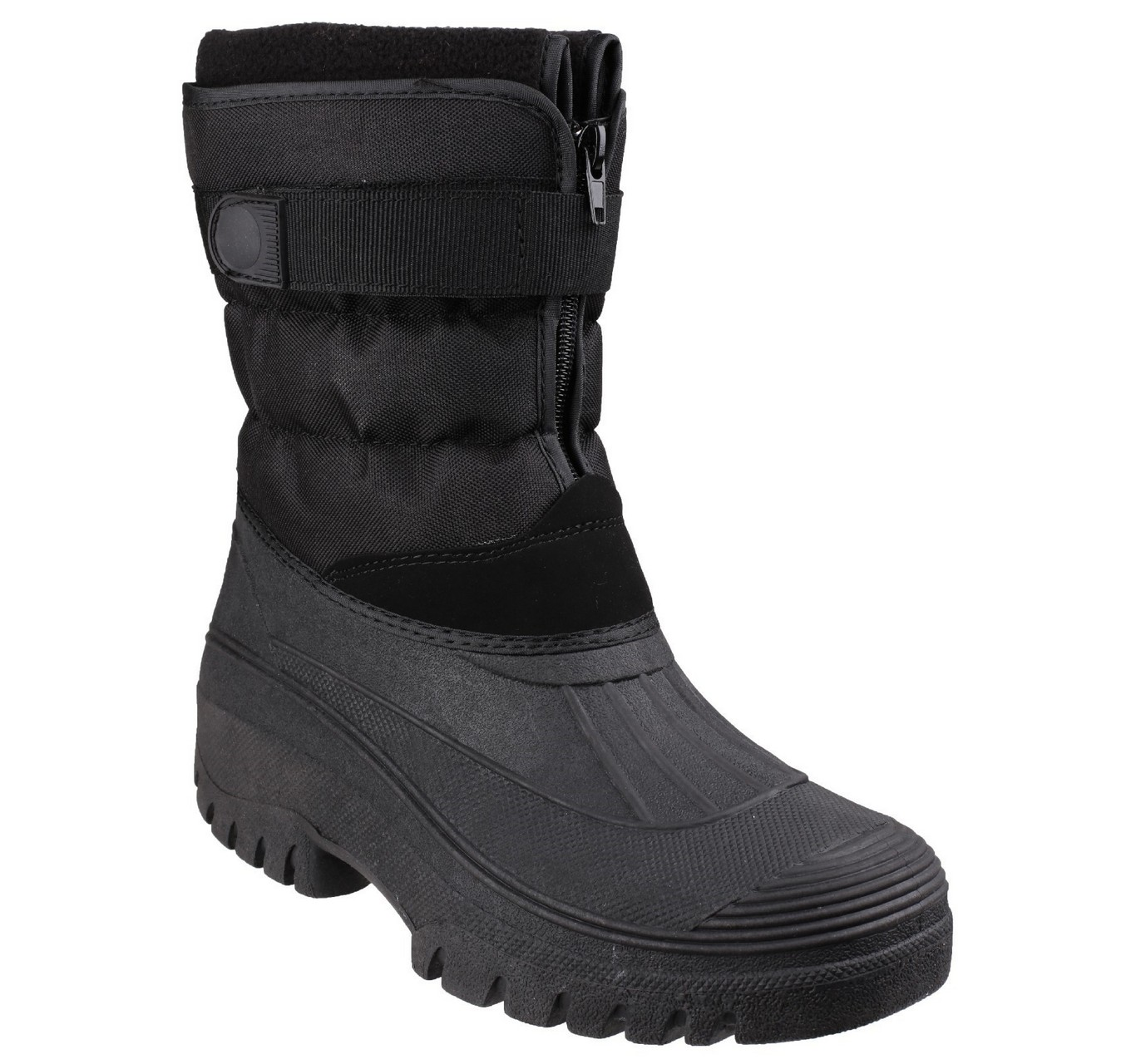 Chase Snow Boots Black 41