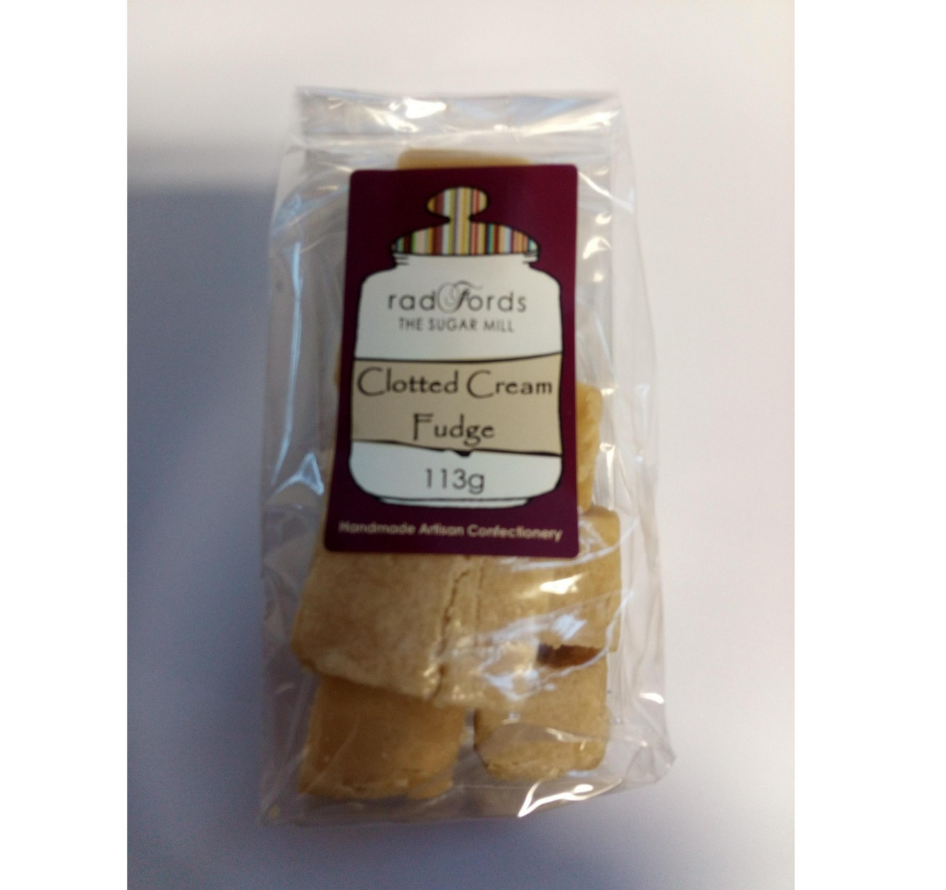 Clotted Cream Fudge 113g