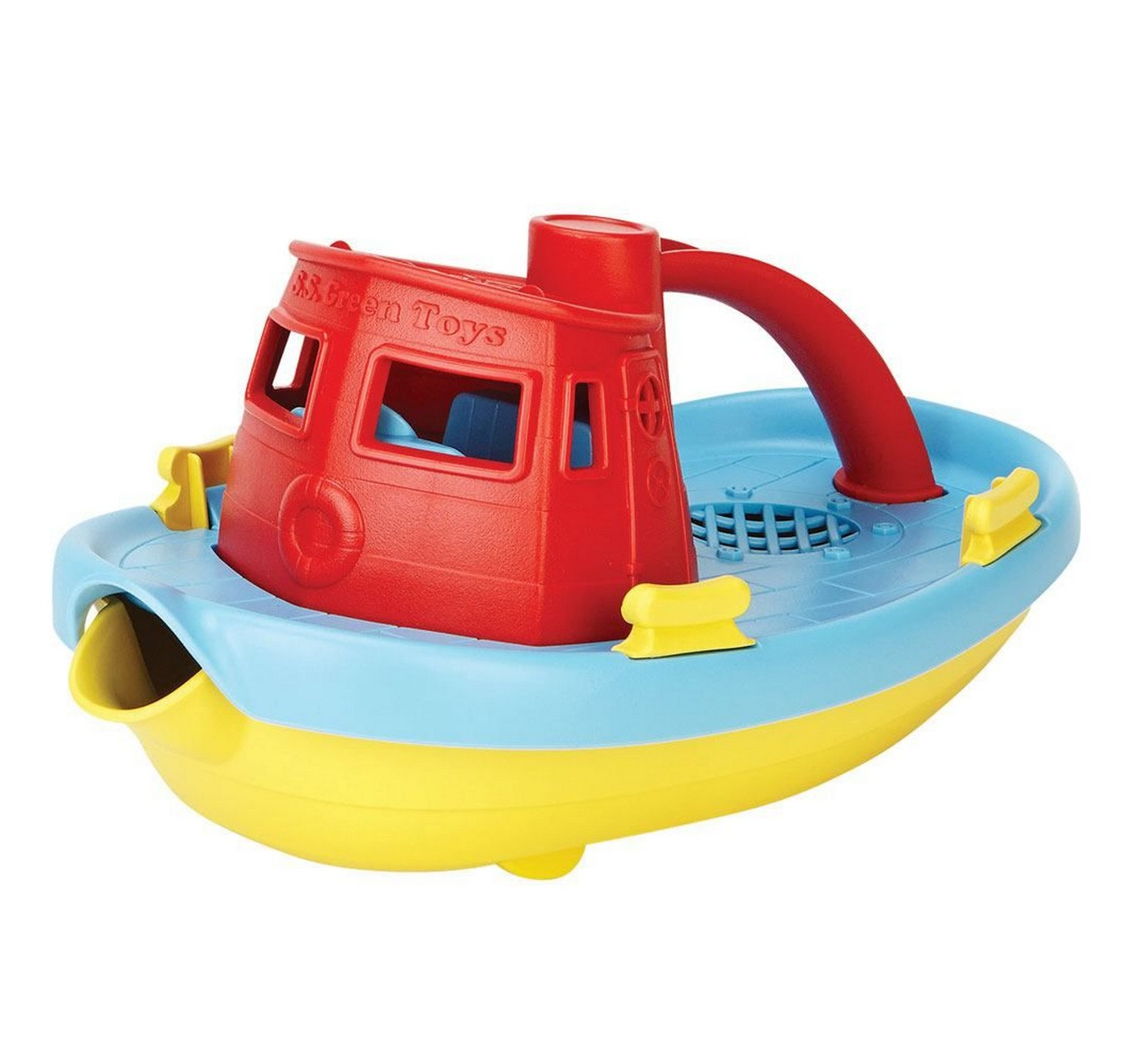 Tugboat - Red Handle