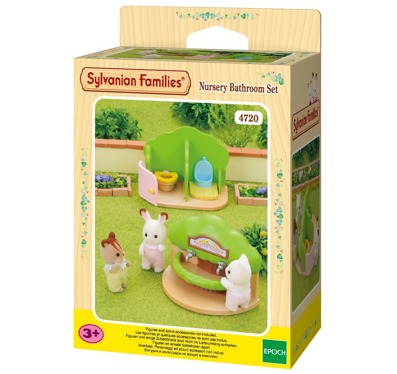 Nursery Bathroom Set