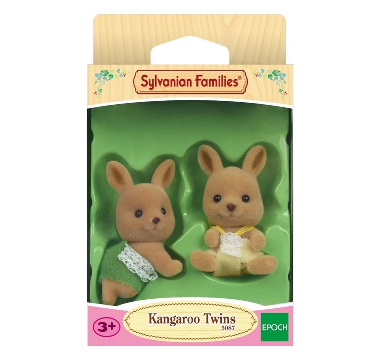 Kangaroo Twins