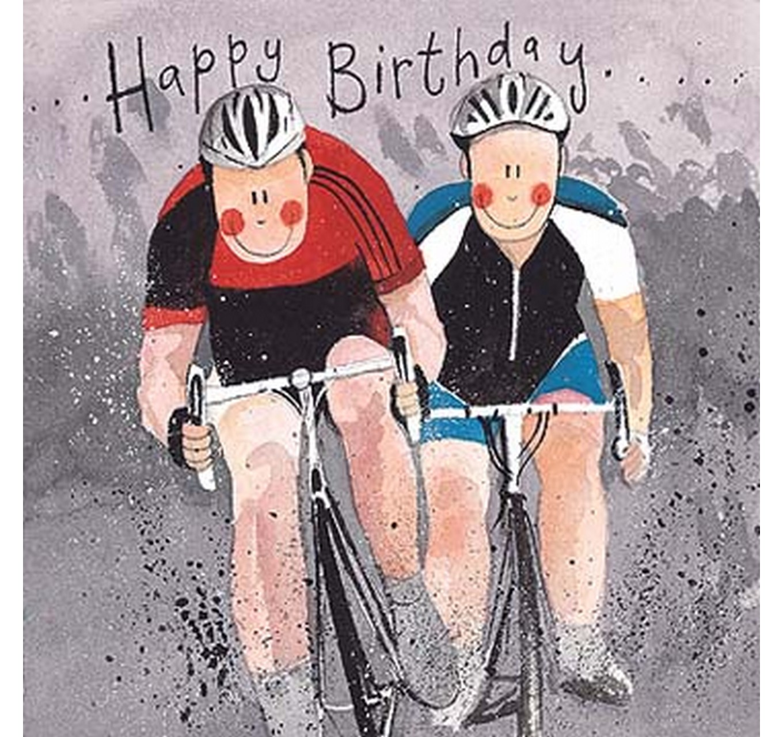 Card - Cyclists