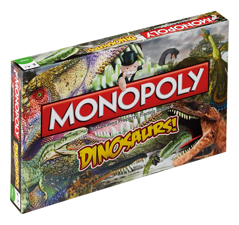 Monopoly - Dinosaurs